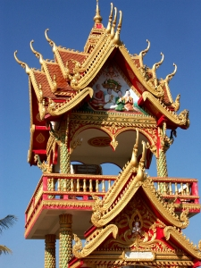 Laos Tempel
