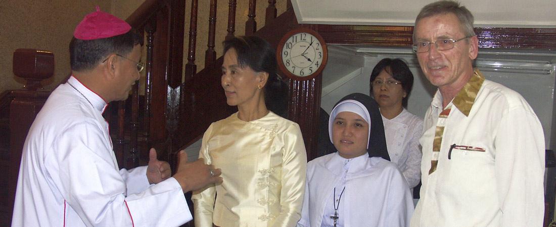 Yangon 2014