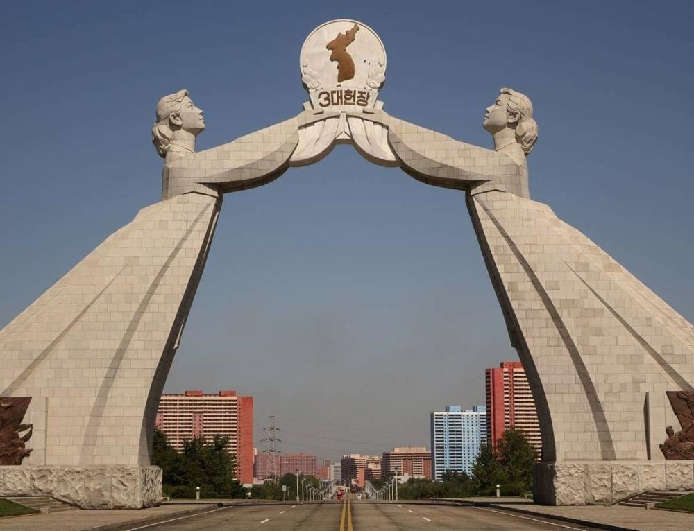 Peking und Nordkorea 2018